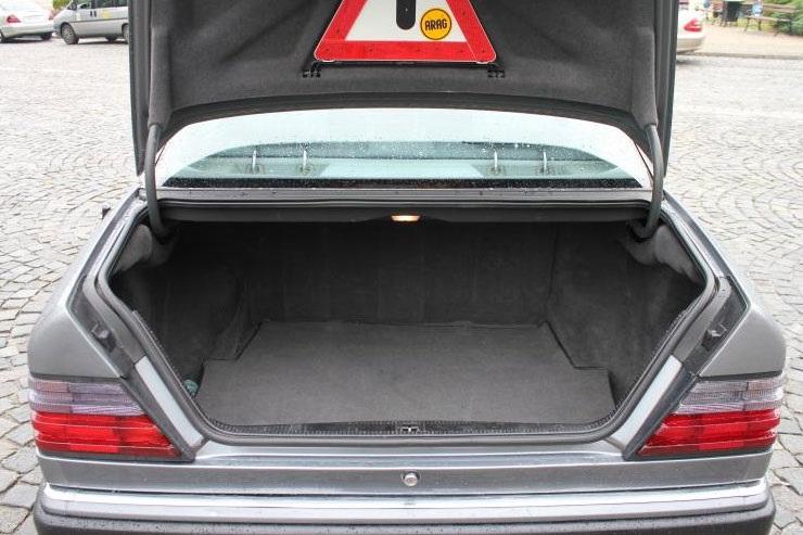 Багажник 124