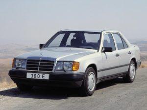 Mersedes-Benz в кузове 124