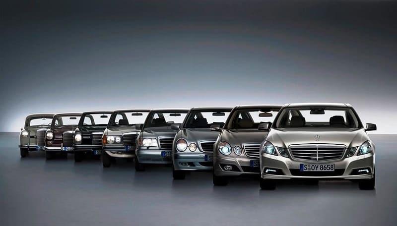 Mercedes-Benz: модельный ряд и цены 2021